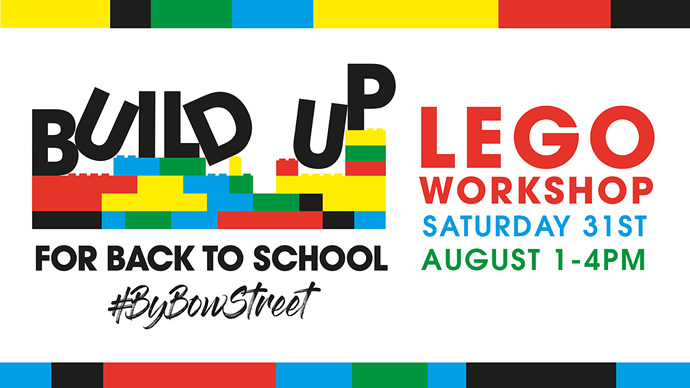 Back to School at Bow Street Mall